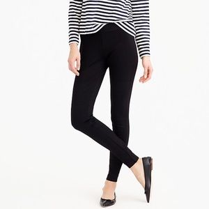 J Crew | Pixie Skinny Pants in Black
